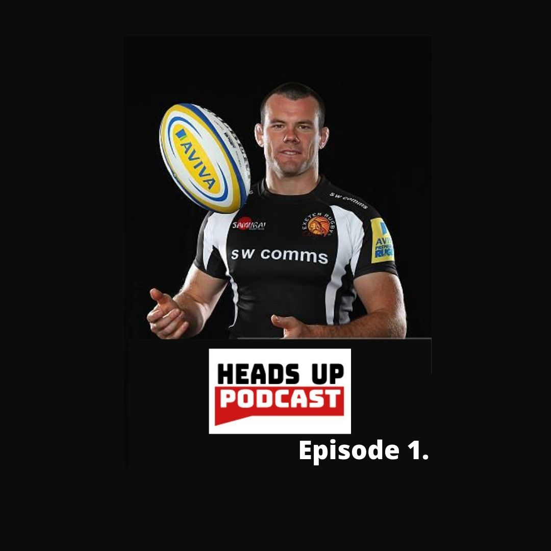 #1 Heads Up Podcast – Interview with Tom Hayes
