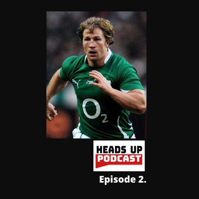 #2 Heads Up Podcast – Interview with Jerry Flannery