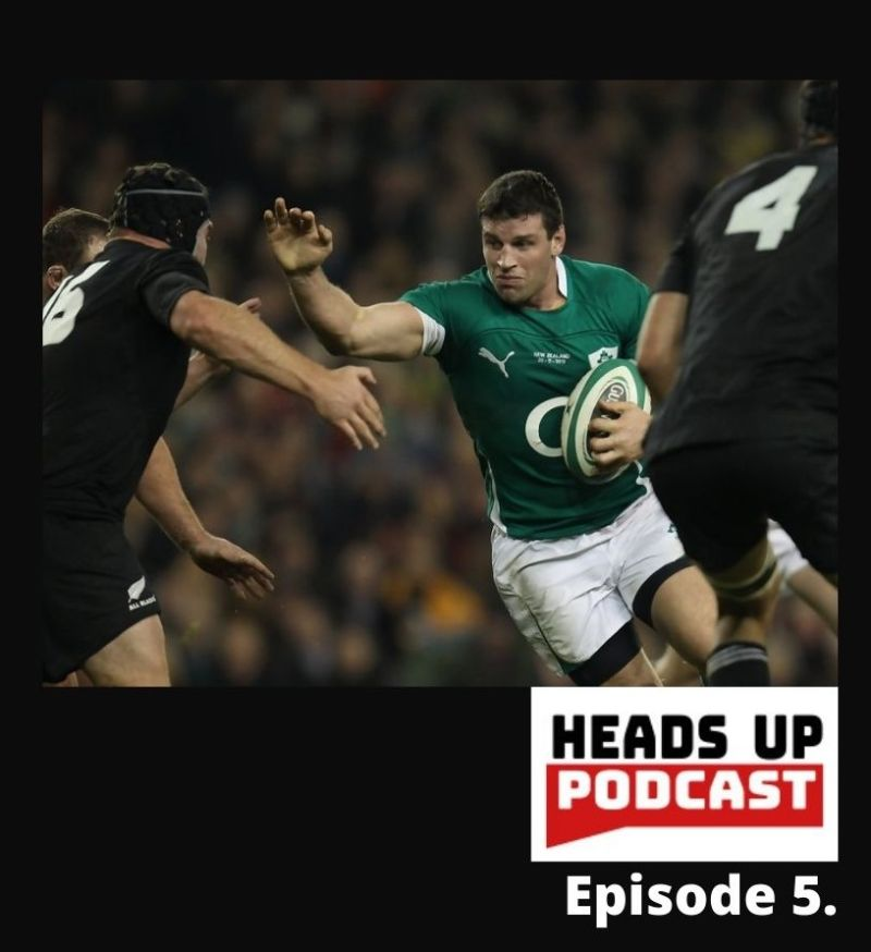 #5 Heads Up – Interview with  Denis Leamy